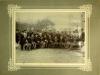 26. Garwolin 1910. Oficerowie 13 pułku Dragonów Wojennego Orderu. źródło : blog wariag Odnalazł Roman Talarek
