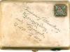 27. Garwolin 1906. Dar 13 pułku dragonów Wojennego Orderu dla Rafaiła Diegtiariewa. źródło : blog wariag Odnalazł Roman Talarek