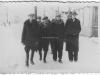 91. Na jednej z ulic Garwolina, 1936 rok. Ze zbiorów r. Piesio