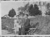 100. ul. Staszica Garwolin 1943. Ciekawostką jest to ze zdjecie zostało wywołane w odbiciu lustrzanym. Archiwum rodzinne J.J.Stefańczyk-ów