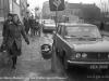 94. Postój taksówek - rok 1981. Zdjęcie ze zbiorów Polskiej Agencji Prasowej autorstwa Macieja Musiała.