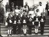 11. Pierwsza Komunia Św. dzieci z Michałówki. Rok około 1972. Zdjęcie udostępnił SJ
