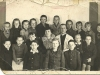 2. Michałówka szkoła - 1942 klasa VI. Zdjęcie udostępnił Krzysztof Siarkiewicz. Ze zbiorów p. Wojtaś z Miętnego
