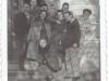 22. Julian Żak z Mierżączki w pracy przed Urzędzie Miasta Garwolin. Zdjęcie ze zbiorów Marka Banaszka
