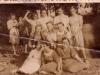 56. Grupa z Miętnego - wśród nich p. Antonina Kot z d. Duchna - zdjęcie udostępniła p. Rozum