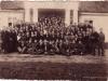 70. Tygodniowy kurs oświatowo - międzyorganizacyjny przeprowadzony z ramienia Wydziału Dom. w Szkole Rolniczej w Miętnem w styczniu 1936 roku. Zdjęcie udostępniła p. Mucha