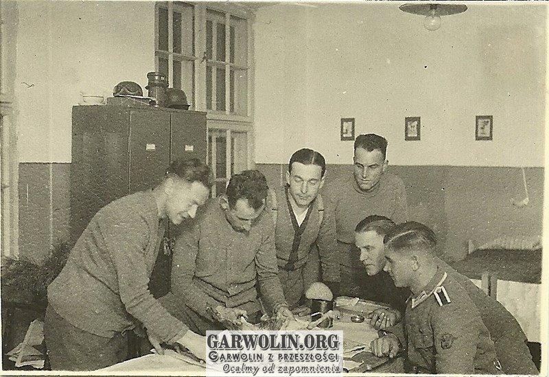 Fotografie żołnierzy niemieckich | 1940.11.09