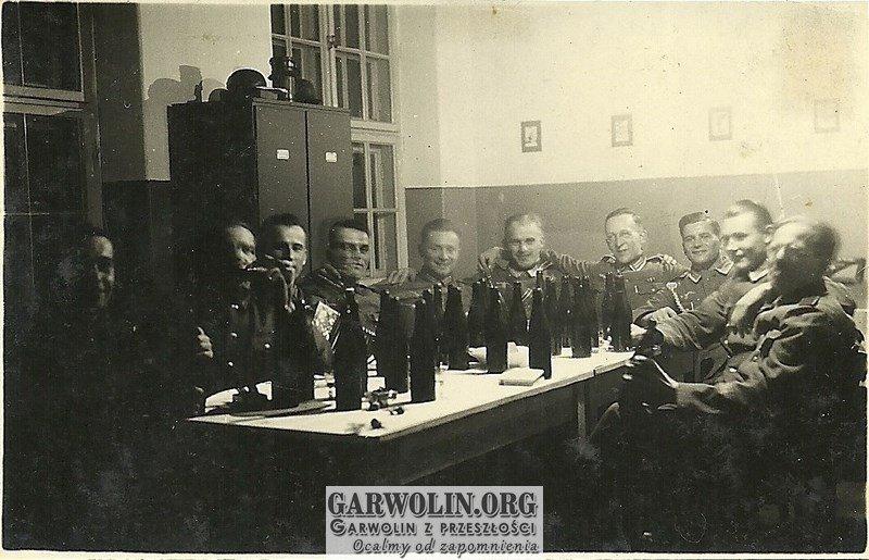 Fotografie żołnierzy niemieckich | 1940.11.10