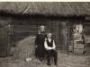 Marianna z d. Gniadek i Jan Sokół, Pilawa lata 20. Ze zbiorów Krzysztofa Gawrysia