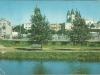 Garwolin 1980 Widok znad rzeki Wilgi. Ze zbiorów K. Siarkiewicza.