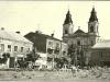 Garwolin, Fragment miasta - 1969. Ze zbiorów K. Siarkiewicza.
