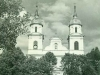 Żelechów, kościół , lata 70-te.