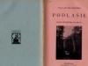 1. Podlasie. Piąta wycieczka po kraju - Wacław Świątkowski 1929