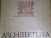 Okładka czasopisma Architektura 1950 nr 3/4