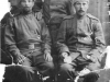 1. Józef Kowalczyk w wojsku carskim - pierwszy od lewej. Zdjęcie od Ś.P. Piotra Wojciechowskiego