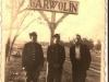 6. Stacja Garwolin (Wola Rębkowska), w środku stoi Henryk Gendek - 1946r. Zdjęcie udostępnił Dariusz Gendek