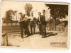 8. Wola Rębkowska, w środku stoi Henryk Gendek - 1943r. Zdjęcie udostępnił Dariusz Gendek