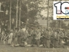 Obóz harcerski w latach 30-tych. Źródło ZHP Garwolin