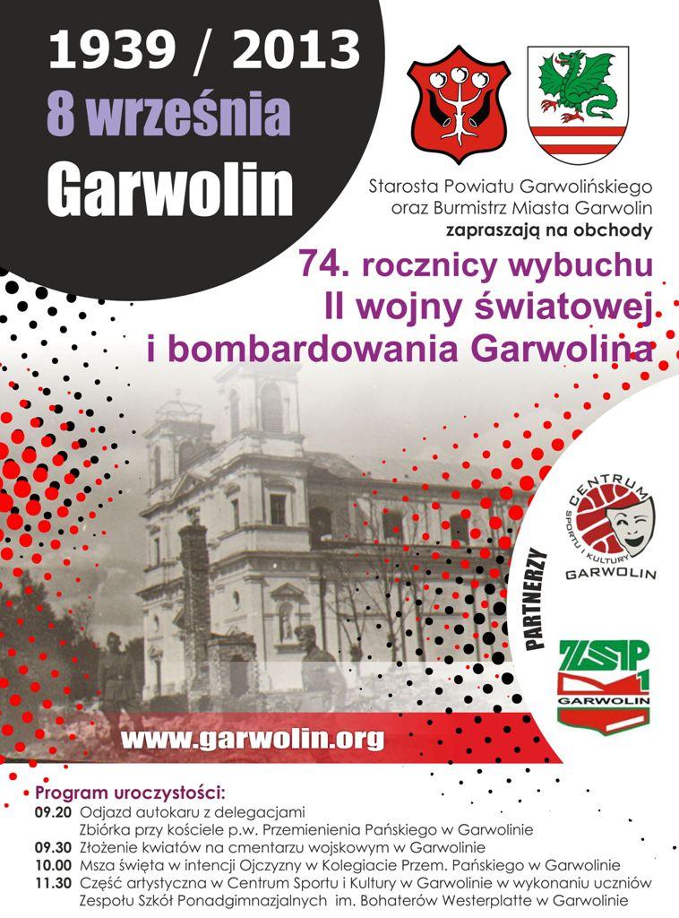 8 wrzesnia Garwolin