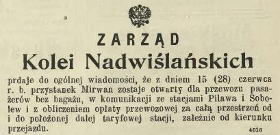 Kurjer Kolejowy i Asekuracyjny r.17 1912 no 12