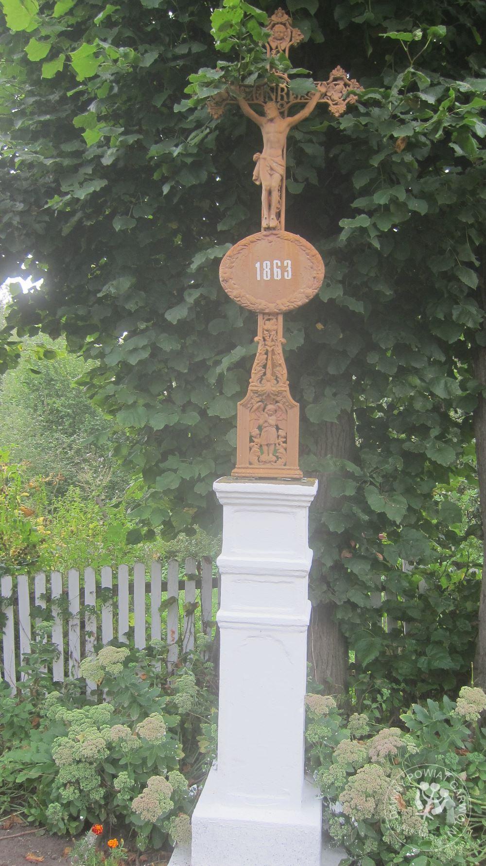 Cmentarzyska i groby naszych bohaterów 1794-1864 Manajów, str.41
