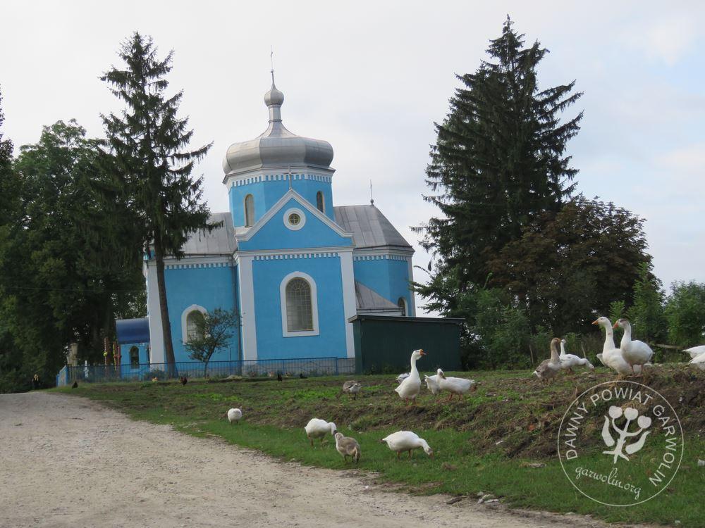 Cerkiew w Hnidawie