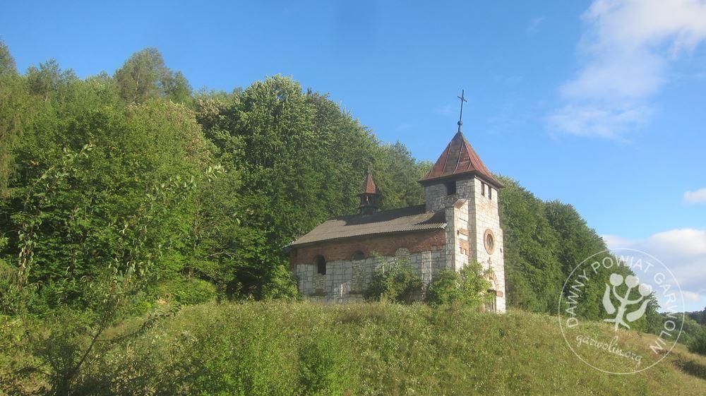 Kościół w Hukałowcach