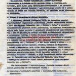 Relacja na temat genezy i działalności garwolińskiego obwodu AK - Wacław Matysiak