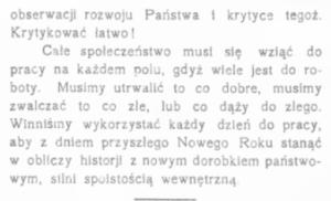 podsumowanie roku 1919 - 3