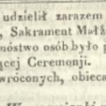 Chrzest żydowskiej rodziny z Garwolina