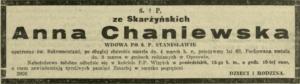 Anna Chaniewska
