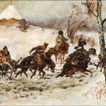 Nieznany uczestnik wojen napoleońskich z Garwolina