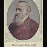 Powiat garwoliński a Józef Ignacy Kraszewski