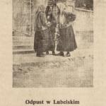 Odpust w Gończycach (1937)