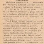 Tajemniczy pustelnik z Łaskarzewa
