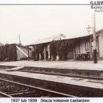 Stacja kolejowa Łaskarzew