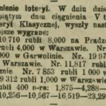 Kolektura Migdalskiego w Garwolinie