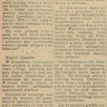 Parcelacja majątków ziemskich w powiecie garwolińskim (1944)