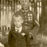 """st. wach. Kazimierz Wojciechowski  ps. """"Korba"""", """"Spust"""", """"Lufka"""""""