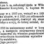 Płk Aleksander Kunicki (1876-1939), oficer 13. Pułku Dragonów z Garwolina