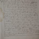 Jak Krzysztof Rękawek zostawał majstrem kuśnierskim w 1777 r.