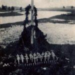 Pomnik rozstrzelanych w Garwolinie zakładników