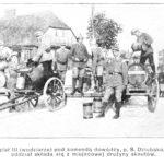 Zjazd ochotniczych straży ogniowych w Garwolinie w 1916 r.