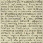 Kronika garwolińska (1909)
