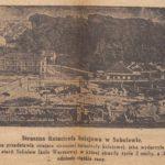 Katastrofa kolejowa pod Sobolewem w 1929 r.