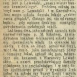 Historia szkoły kroju w Garwolinie