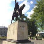 Szwedzkie dzikusy i inne kłopoty Garwolina