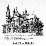 Osieck w Słowniku geograficznym Królestwa Polskiego