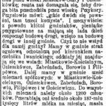 Gmina Miastków w 1926 r.
