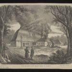 Początki parafii w Trąbkach